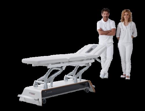 Die neue Norm für Behandlungsliegen gymna.one